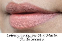 Colourpop-Lippie-Stix-Matte-Polite Society-Swatch