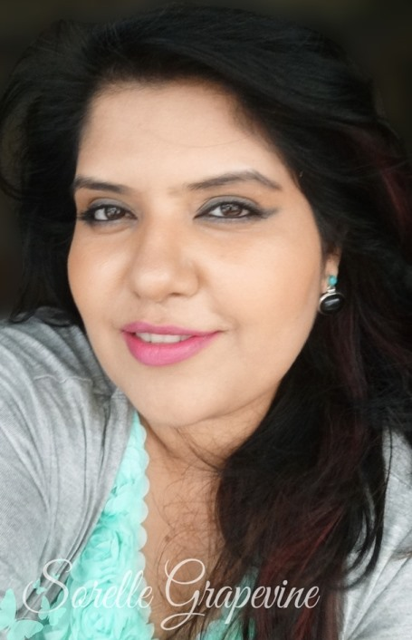 Makeup Look Featuring Avon Lily Lipstick