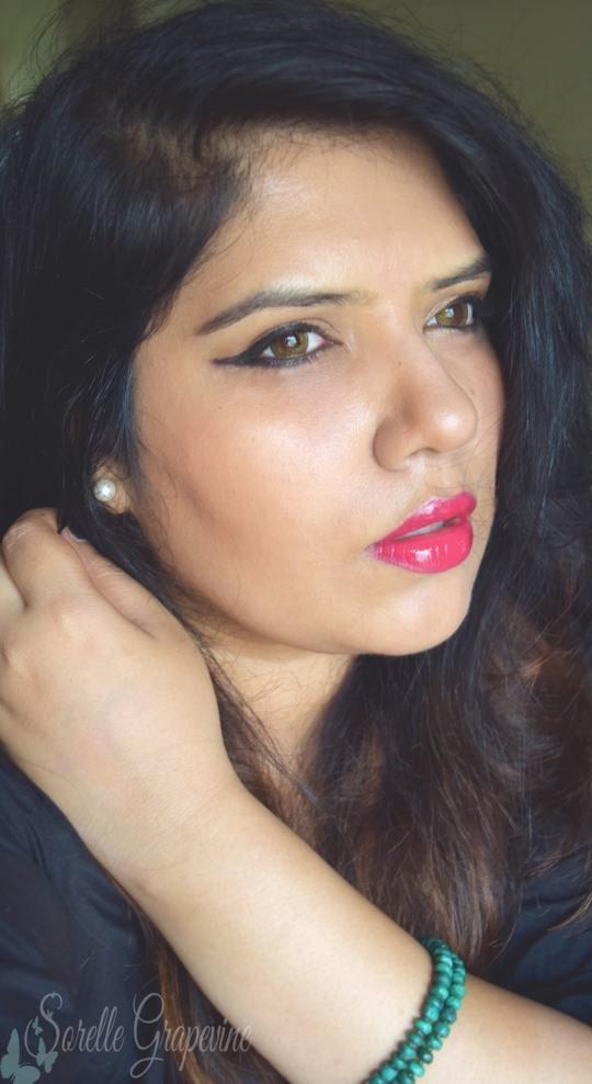 Faces Cosmetics_Ultimate Pro Lip Creme_Fuschia Sparkler_7