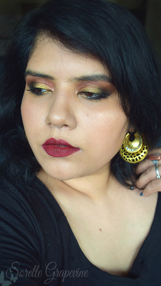 Rust_Gold_Indian_Festive_Makeup_1