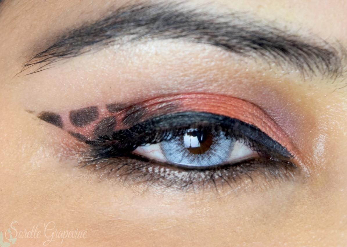 VIXX - Dynamite Inspired Edgy Makeup Look 2