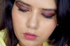 BTS - Fire Inspired Creative Makeup Look 3