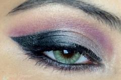 Plum Makeup Look 2