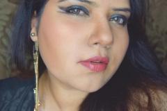 History - Queen Inspired Glam Makeup Look 1