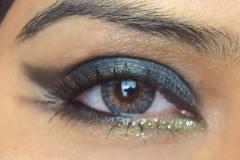 History - Queen Inspired Glam Makeup Look 2