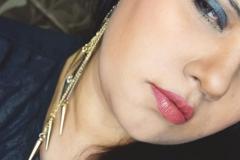History - Queen Inspired Glam Makeup Look 3