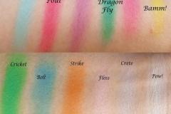 Sleek_Makeup_Ultra_Mattes_Brights_Palette_Swatch