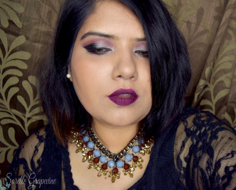 Plum Makeup Tutorial