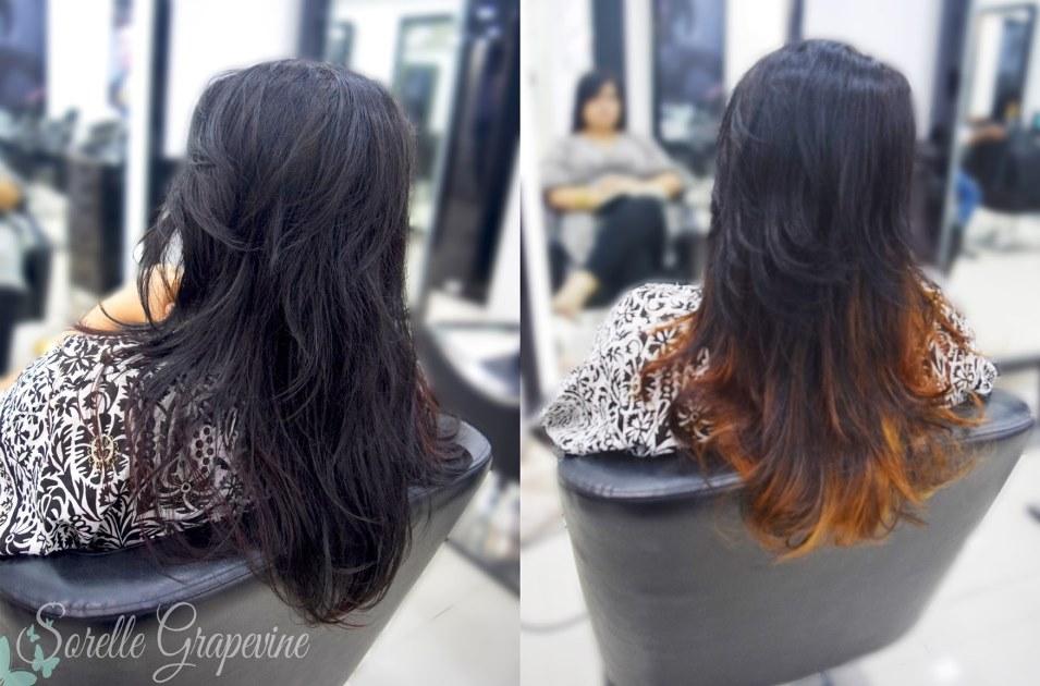 Balayage Hair Makeover