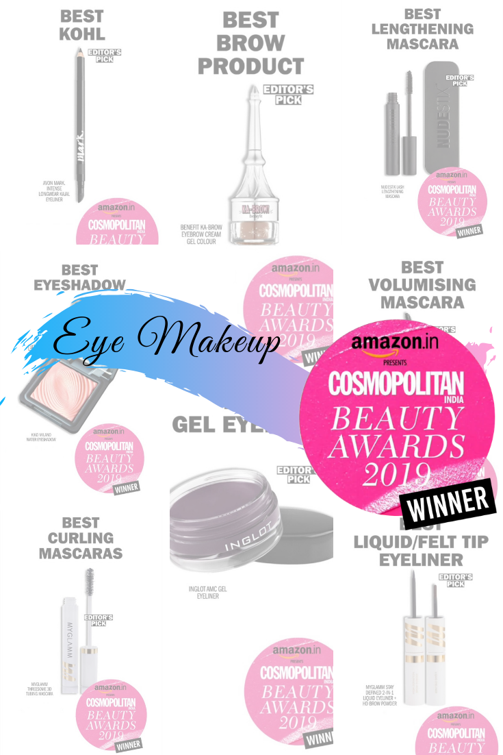 fc77be09d8d Finally we have reached the makeup specific part of the Cosmo Beauty Awards  2019…and starting it off with my personal favorites aka eye makeup products.